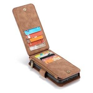Image 5 - 電話フリップケースiphone 12ミニ11 pro x xr xs最大5 s e 2020 6 s 7 8プラスcoque高級革保護カバーアクセサリー