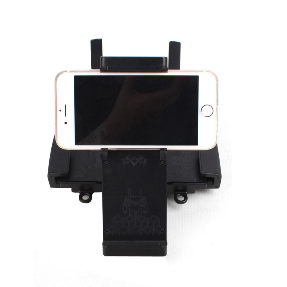 Smartphone Tablet Support Extension Holder for DJI MAVIC PRO Drone Remote Controller Compatible for 4.7-12.9 inches + Neck Strap