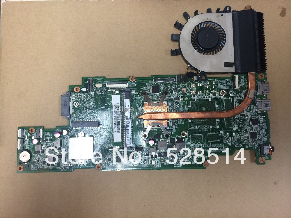NEW STORE NBM4311002 DA0ZRPMB6C0 Laptop Motherboard for acer V5-551 4555S CPU on board integrated DDR3 RAM 100% tested