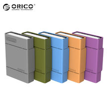 ORICO 3.5 Inch Hard Drive Bags Cases Waterproof HDD Protector Box(China)