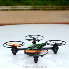 Free Shipping RC Drone helicopter 4-Channel with 6 axis gyro and LCD Controller Small 2.4Ghz Four shaft Quadcopter VS X4 H107C