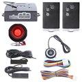 Sistema de alarme de carro passiva keyless entrada botão start/stop, motor remoto start/stop e carros de desbloqueio de bloqueio remoto 433.92 MHZ