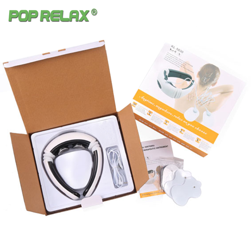 Masseur électrique Soins de santé au cou Soulagement des douleurs - Soins de santé - Photo 4