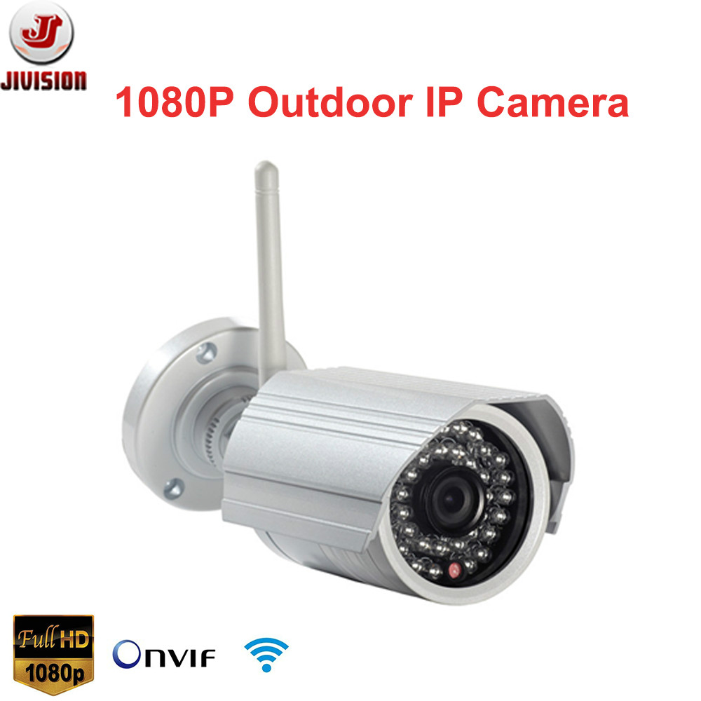 IP Camera 1080P 2MP Wireless Security IPcam Wifi Megapixel Outdoor Waterproof Infrared HD Onvif Home CCTV Surveillance camera escam qd900 wifi ip camera 2mp full hd 1080p network infrared bullet ip66 onvif outdoor waterproof wireless cctv camera