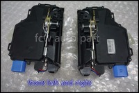 2pc /pair FRONT Door Lock actuator FOR VW NEW BEETLE POLO 9N TRANSPORTER t5 SKODA FABIA ROOMSTER SUPERB SEAT CORDOBA (6L) IBIZA