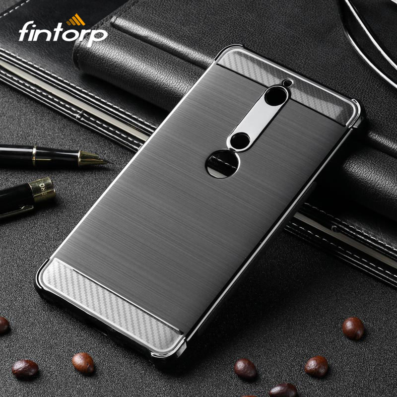 Fintorp Case For <font><b>Nokia</b></font> 7 5.1 3.1 Plus Cases Funda for <font><b>Nokia</b></font> 3.1 2.1 5.1 7.1 Soft TPU Cover For <font><b>Nokia</b></font> <font><b>6.1</b></font> 6 2018 9 8 Bumpe Capa image