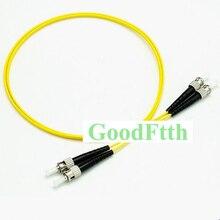 광섬유 패치 코드 점퍼 케이블 ST ST UPC ST/UPC ST/UPC SM 듀플렉스 Goodfthth 20 50 m