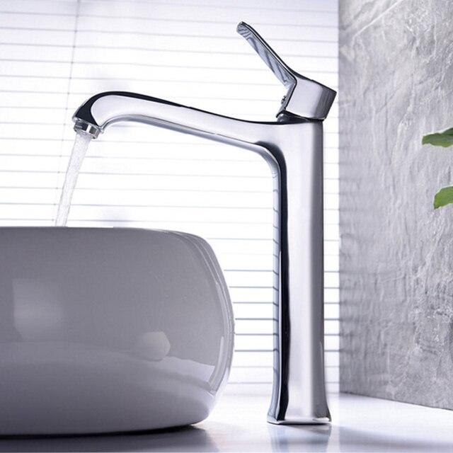 HIDEEP Mini Stylish Elegant Basin Mixing Basin Faucet For Bathroom ...