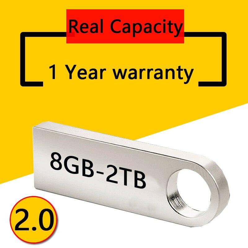 Memoria Usb Flash Drives Factory Wholesale Price Pen Drive 8GB 16GB 32GB Usb Stick Key 64GB 128GB Pendrive 1TB 2TB Pass H2testw