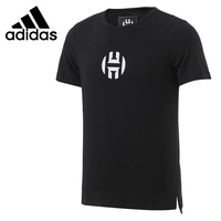 Original New Arrival 2017 Adidas LOGO TEE Men S T Shirts Short Sleeve Sportswear