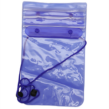 Plastic Mobile Phone Waterproof Pouch