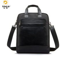 YINUO 14.1″ Laptop bag, Nylon Waterproof Carry Laptop Case Messenger Bag For Notebook/MacBook with Shoulder Strap Handles