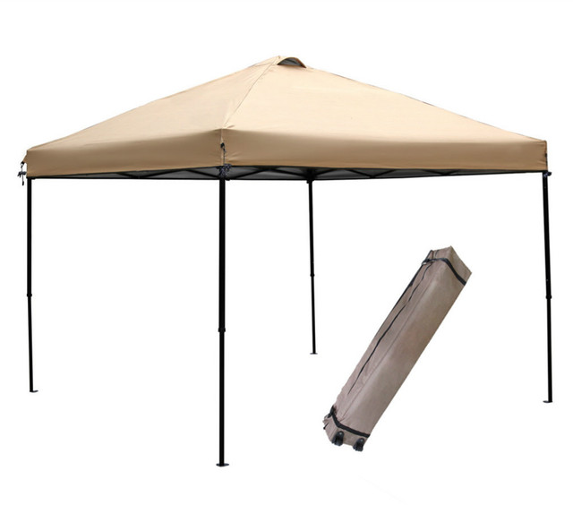 Wonderful Outdoor Portable Sun Shade Marquee Canopy Tent Gazebo With Vented Steel Legs