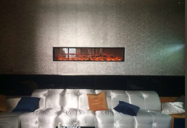 Free shipping to Russia 1800 mm large electric fireplace - Online Get Cheap Electric Fireplace Inserts -Aliexpress.com