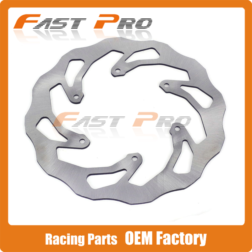 250MM Front Wavy Brake Disc Rotor For YZ125 WR125 YZ250 WR250 YZ250F WR250F YZ 426F WR426F YZ450F WR450F MX Enduro Supermoto high quality 270mm oversize front mx brake disc rotor for yamaha yz125 yz250 yz250f yz450f motorbike front mx brake disc