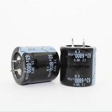Condensateurs électrolytiques 63V 6800UF 6800UF, volume: 30x35mm 30x30, meilleure qualité