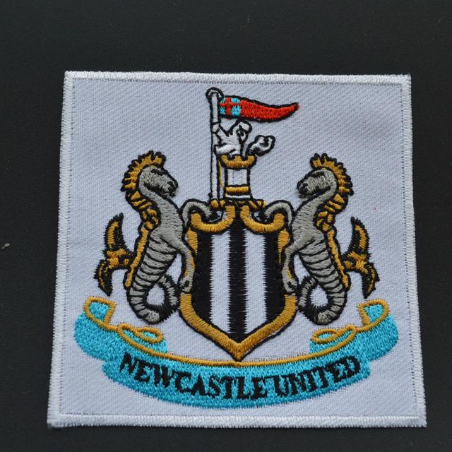 7.5cm*7.7cm Newcastle United Football Club patch