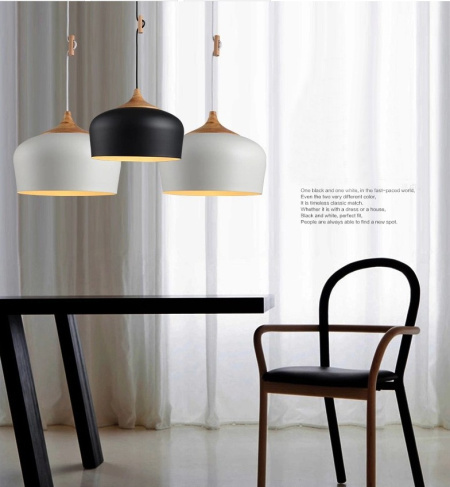 kitchen lamps. Aliexpresscom Buy Modern Black White Pendant Light Kitchen Lamps Dinning Room Bar Lighting Fixture Wood Lamp From Reliable Suppliers On O