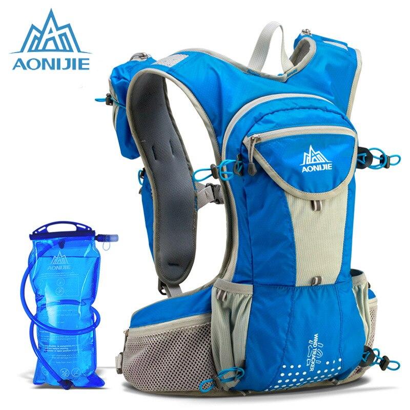 Aonijie bolsa de ciclismo mochila corriendo maratón ht905 mochilas bolsas mochil