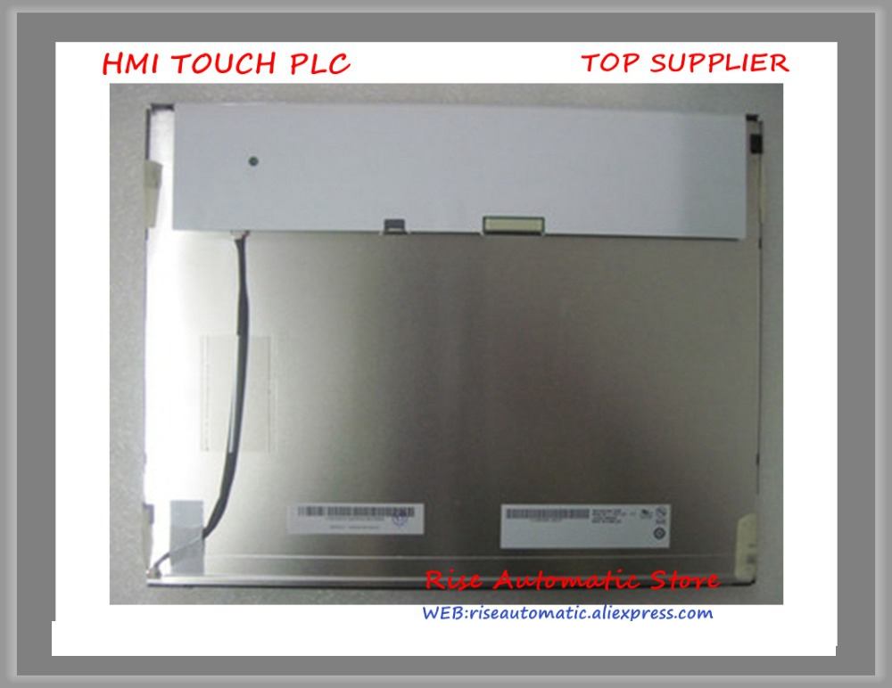 G150XG01 V4 LED 15 inch with capacitive touch screen industrial LCD screen цена