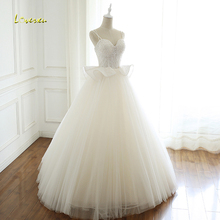 Loverxu Vestido De Noiva Sexy Wedding Dresses 2019