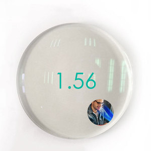 Image 4 - Блокирующий светильник синего цвета для линз при близорукости, астигматизме, пресбиопии, чтения, асферические полимерные линзы HMC 1,56/1,61/1,67/1,74