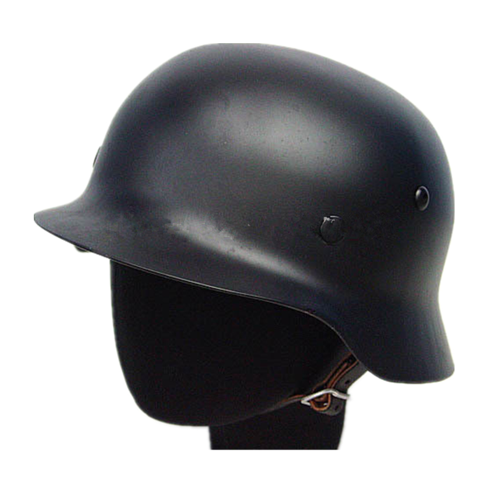 German SWAT Tactical MOD M35 Steel Airsoft Helmet OD Motorcycle Helmet