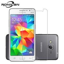 Película protectora de pantalla para Samsung Galaxy Grand Prime 9H 2.5D cristal templado G530 G530H SM G531H G531H G531F SM G531/DS