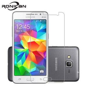 Image 1 - עבור Samsung Galaxy גרנד ראש 9H 2.5D מזג זכוכית G530 G530H SM G531H G531H G531F SM G531 SM G531H/DS מסך מגן סרט