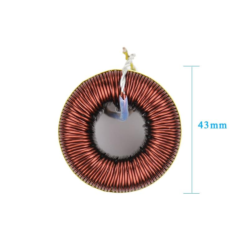 SUNYIMA 3KW Sendust pierścień magnetyczny falownik sinusoidalny wskaźnik filtrowy cewka indukcyjna PFC
