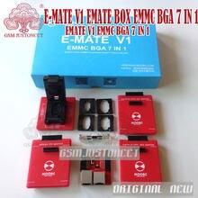 Новый набор для электронной сигареты 7 в 1 emate pro box set