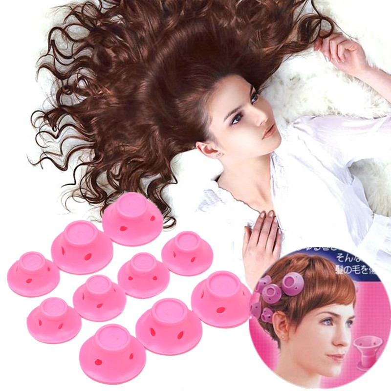 CB118-new-Ultra-Soft-Soft-Hair-Care-Peco-Roll-10-PCS-Hair-Rollers-Curler-DIY-Tools_