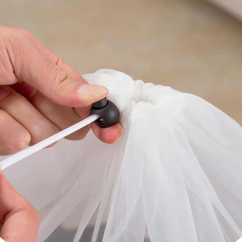 3 tamanho Filtro de Rede de Proteção saco de Roupa Cuidados Com a Roupa saco de Lavagem Dobrável Lavandaria Lavar Saco de Roupa Underwear Bra Meias Roupa Interior