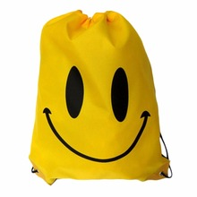 Swimming bags Drawstring Beach Bag Sport Gym Waterproof Backpack Swim Dance Free Shipping