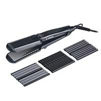 4in1 Professional Ceramic Hair Flat Iron Wave Corrugation Hair Curler Straightener Curling Hair Crimper Corrugated Curl44