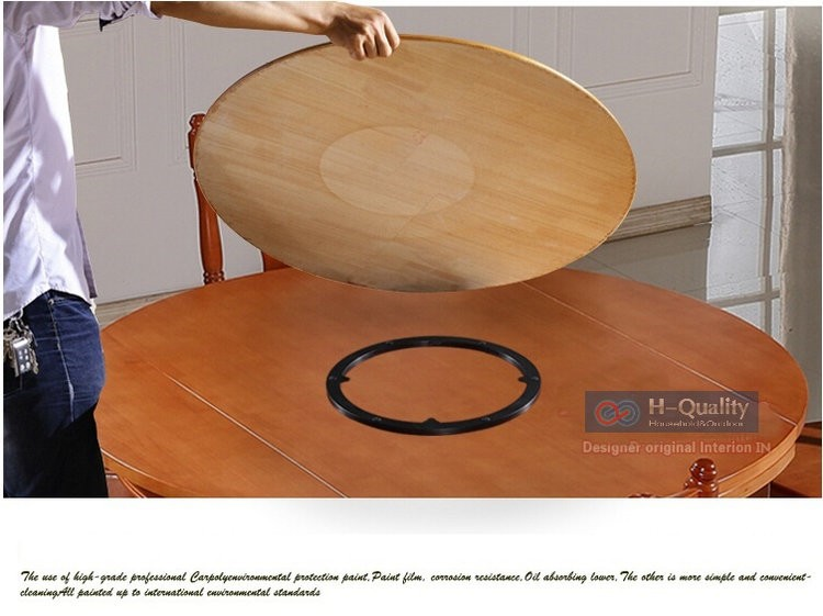 wood lazy susan 1