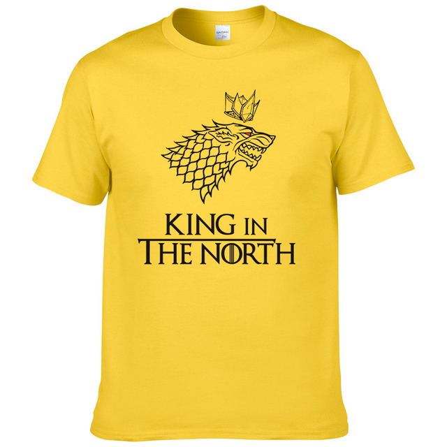 New Cool Game of Thrones T-shirts for Men