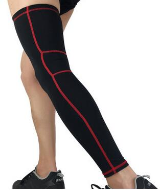 Basketball kneepad breathable compression long leggings tights Outdoor football badminton running riding gear