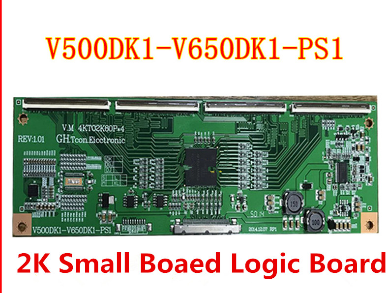 FOR CMO V500DK1-V650DK1-PS1 Logic Board 2K Small Board Chi Mei T-Con Board