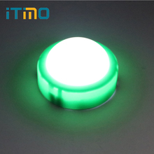 ITimo Battery Powered Touch Lamp Activity Party 5 Colors Push Tap Stick Cabinet Closet LED Night Light