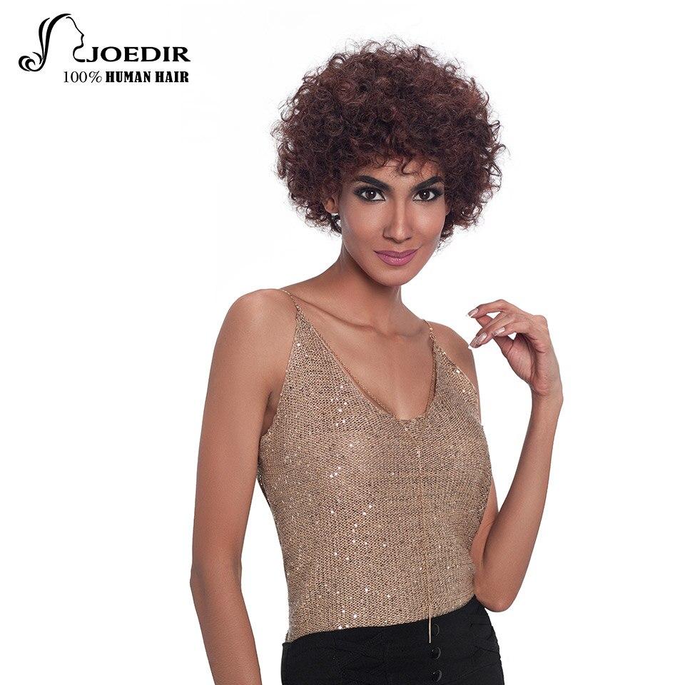 Joedir Mänskliga Hårperor Brasilianska Remy Hair Bouncy Curl Style - Skönhet och hälsa - Foto 2