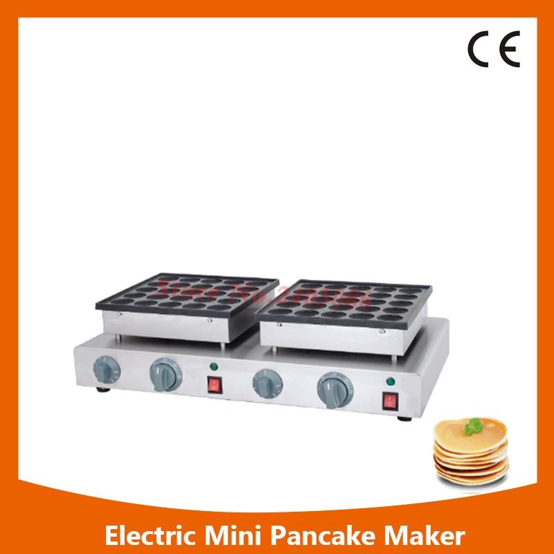 KW-2241 Catering Equipment Commercial Electric Mini Pancake Maker 50 Holes Poffertjes Machine stefanel up044d 71580 2241