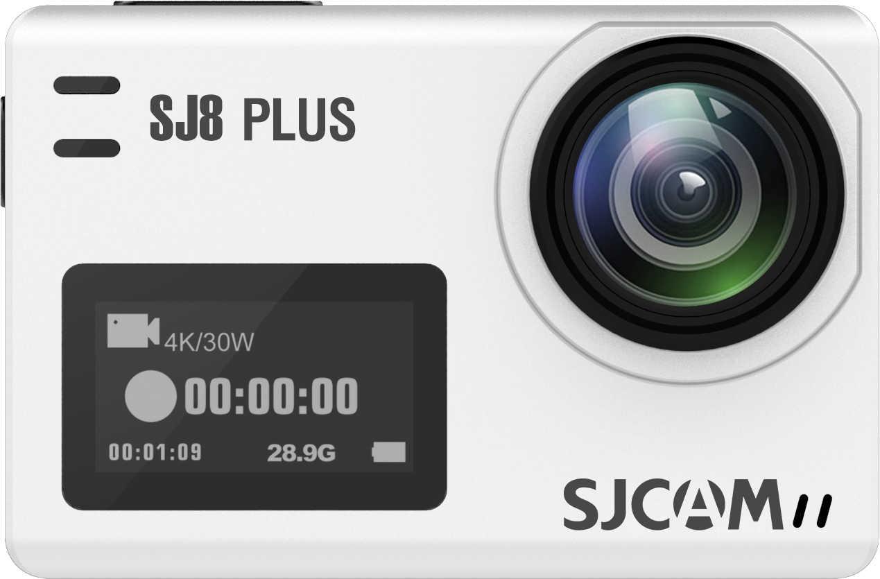 SJCAM SJ8 плюс True 4 к 30FPS NT96683 + IMX117 Ultra HD Extreme Wi Fi удаленного шлем Спорт действий dv, камера, регистратор полный комплект коробка