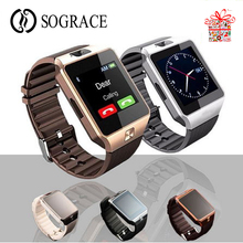 Get more info on the Smart Watch DZ09 Q18 WristWatch 1.54 inch Touch Screen SmartWatch With SIM Card Call Camera For IOS Android Smartphone PK V8 Y1