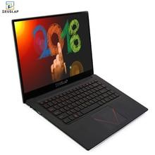 ZEUSLAP новый 15,6 дюймов 6 ГБ оперативной памяти Dual дисков 1920*1080 P ips Экран Windows 10 Системы быстрая загрузка дешевые Нетбуки ноутбука Тетрадь компьютер