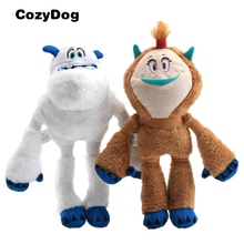 Movie SMALLFOOT Plush Stuffed Toy Doll Anime Character Migo Percy 26 CM 10