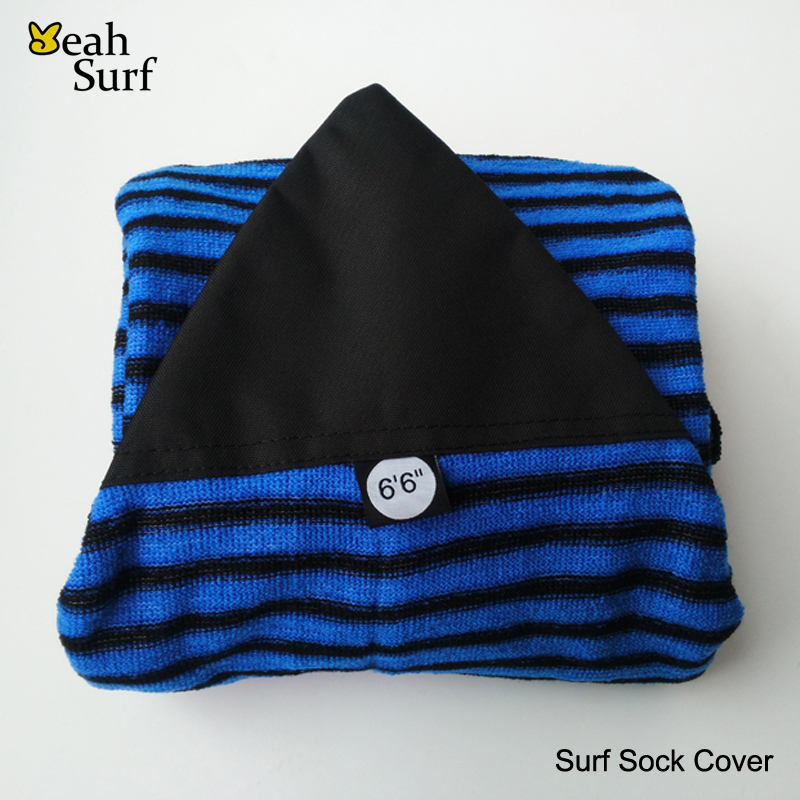 SUP Surfboard Bag Surf Sock Stretch Terry Surf Sock Cover Surfboard Sock Knit surf sock asics marathon racer sock