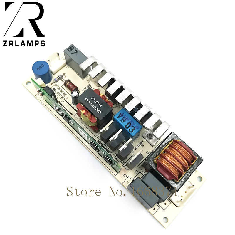 ZRLAMPS Top selling 2R Beam Light Ballast Power supply 120W 2R 120W Beam lamp power Fit