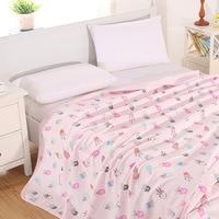Baby Blankets Newborn Swaddle Baby Blanket Cotton Infant Swaddling Newborn Bedding Quilt For Bed Sofa Basket Stroller Blankets