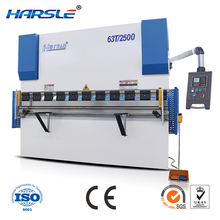 WC67K 63TX2500 CNC channel letter bending machine for sale